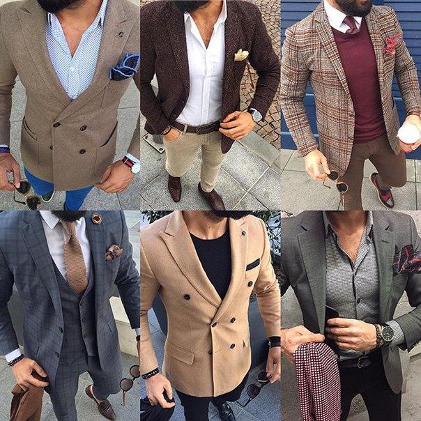 Одинадцать правил делового стиля в мужской одежде