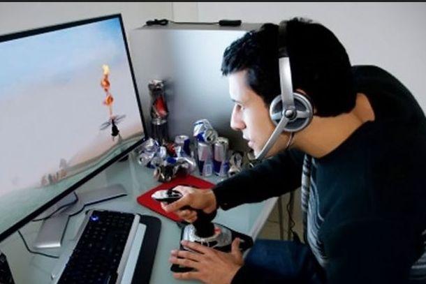 Компьютерные игры: если по чуть-чуть то можно?... игры