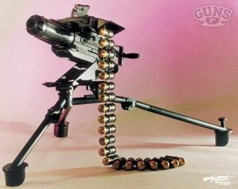 Автоматический станковый гранатомет Vektor Y3 AGL