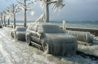 Что не стоит делать с машиной в морозы