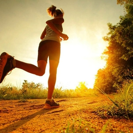 Бег - лучший способ медитации