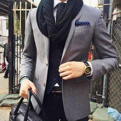 Правила мужского стиля