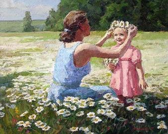 Как научиться быть хорошей матерью