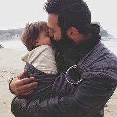 Мужчина в роли отца